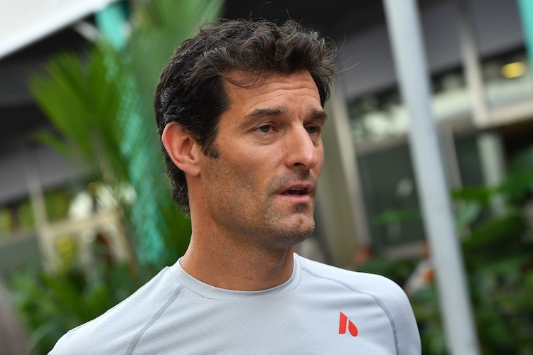 GP-Veteran Mark Webber