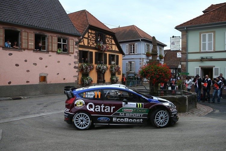 Leader Thierry Neuville