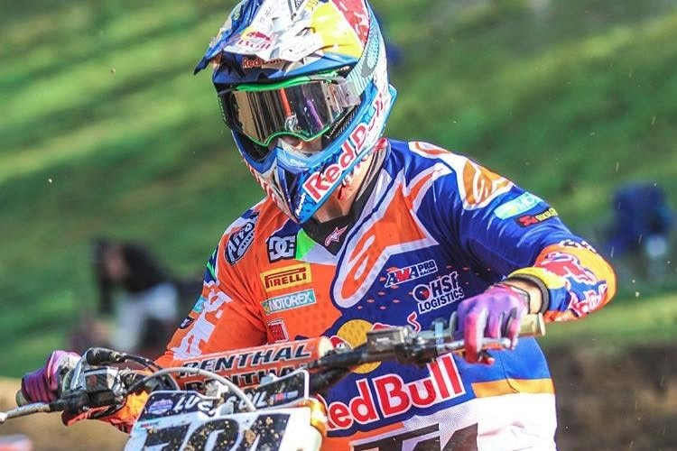 Jeffrey Herlings dominierte in Crawfordsville