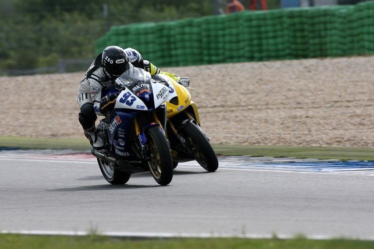Christian Kellner - IDM Supersport.