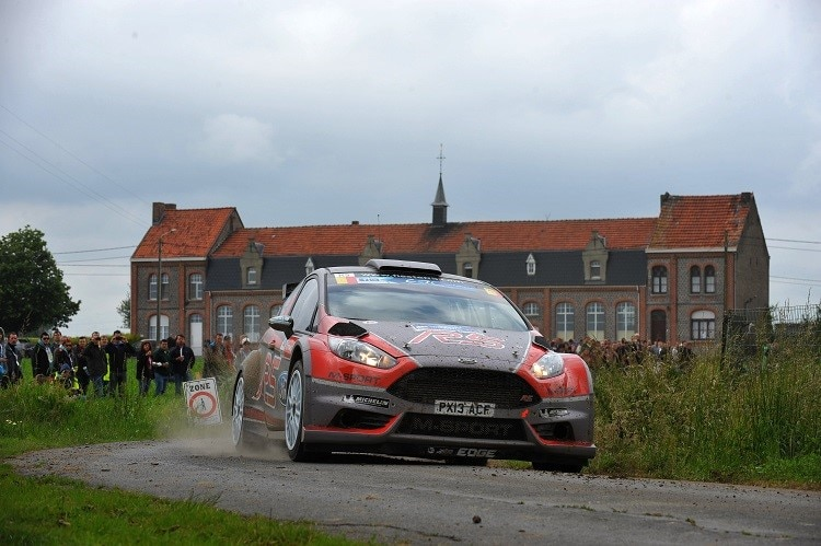 Thierry Neuville Ford Fiesta R5