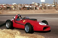 Mike Hawthorn in Marokko 1958