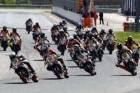 Der ADAC Junior Cup powered by KTM als Vorbild