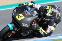 Lukas Tulovic im November in Jerez