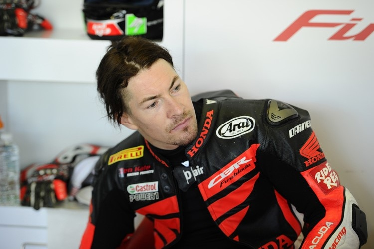 Honda-Star Nicky Hayden