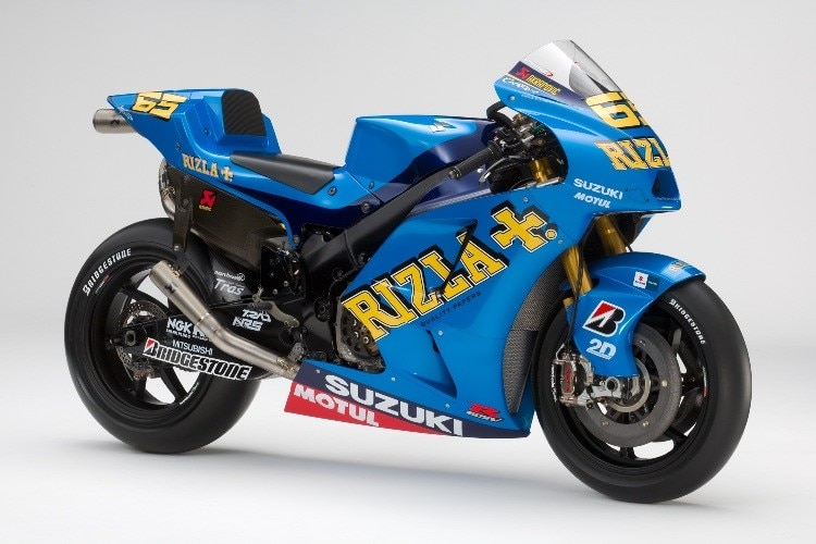 Suzuki GSV-R 800 für 2010: Troy-Lee-Design