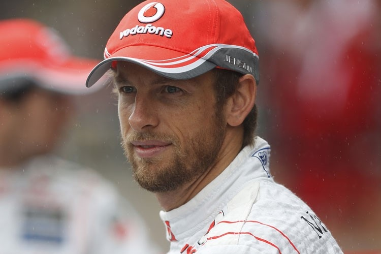 Jenson Button bleibt optimistisch