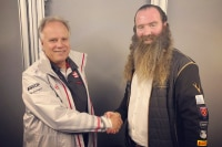 Gene Haas und William Storey