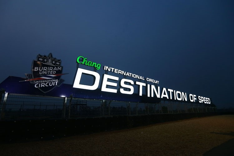 «Destination of Speed», der Chang International Circuit