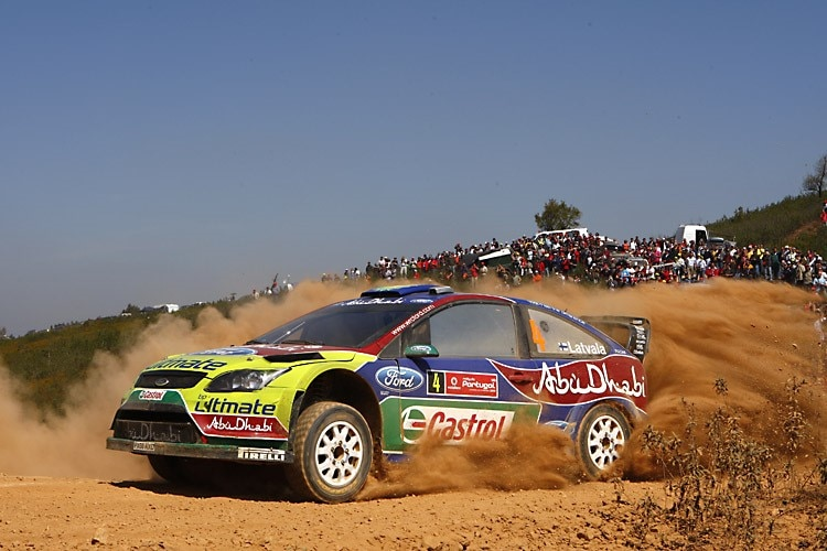 2009 Rally Portugal