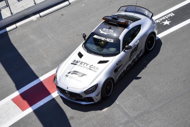 25 Safety Car