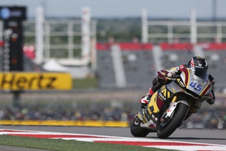Moto2-Pilot Scott Redding