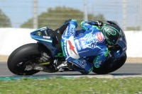Enea Bastianini in Jerez