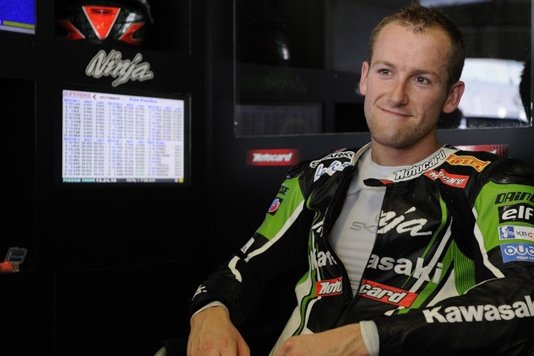 «Mr. Superpole» Tom Sykes
