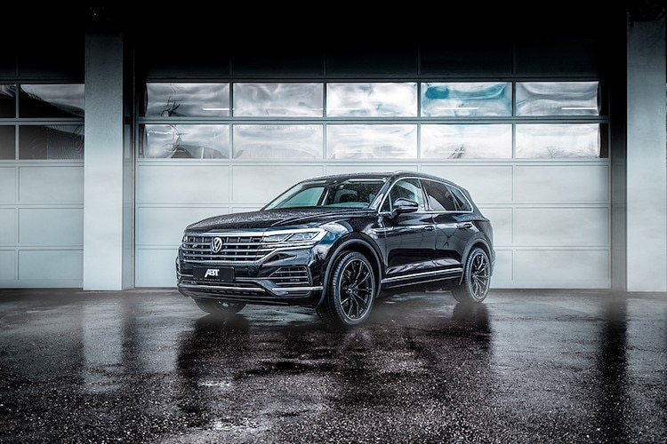 VW Touareg III: 330 PS dank ABT Power