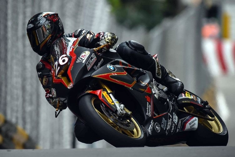 Didier Grams – Macau Grand Prix 2014
