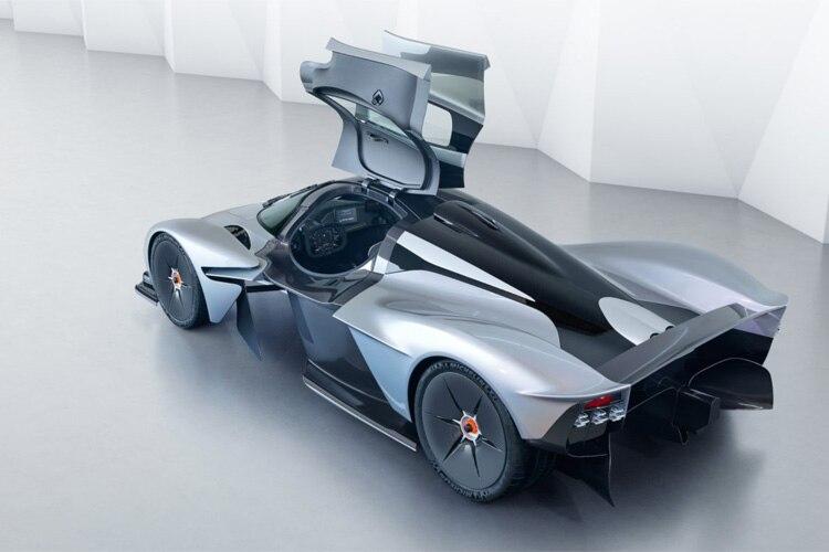 Red Bull Aston Martin Valkyrie Die Neuen Bilder Formel 1 Speedweek Com