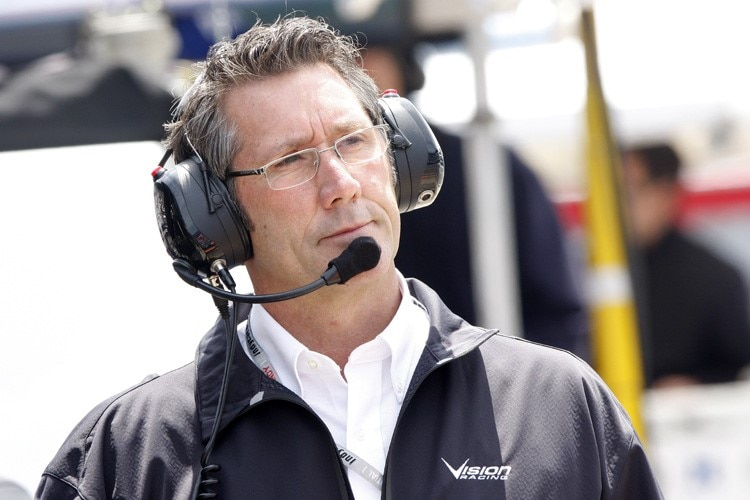 Tony George bleibt CEO des Indianapolis Motor Speedway