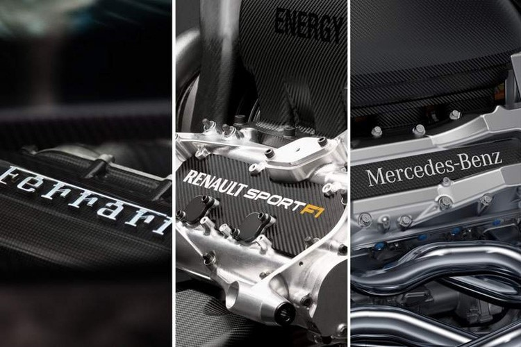 Formel 1 Motorenhersteller