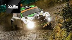 WRC 2019 Wales - WRC2 Highlights Freitag