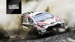 WRC 2019 Wales - Highlights Etappe 11-13