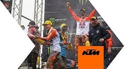 Motocross der Nationen 2019 Assen - KTM Highlights