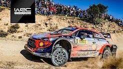 WRC 2019 Spanien - Highlights Etappe 1-3