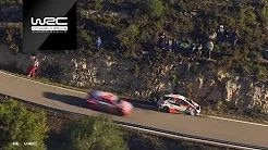 WRC 2019 Spanien - Highlights Etappe 7-9