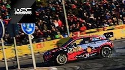 WRC 2019 Spanien - Highlights Etappe 14-15