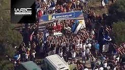 WRC 2019 Spanien - Highlights Etappe 16-17