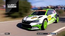 WRC2 2019 Spanien - Event Highlights