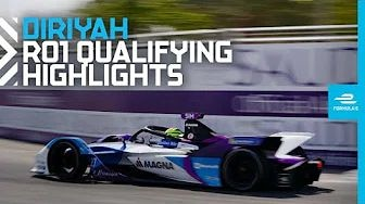 Formel E 2019/20 Ad Diriyah - Highlights Qualifying Freitag