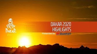 Rallye Dakar 2020 - Highlights