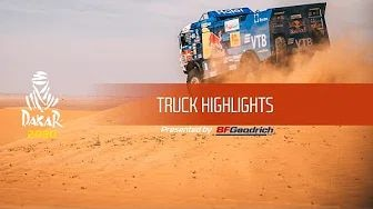 Rallye Dakar 2020 - Highlights Truck