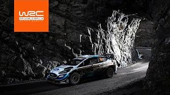 WRC 2020 Monte Carlo - Highlights Etappe 11-12