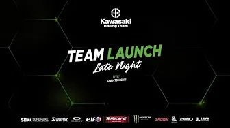 Superbike-WM 2020 - Der Kawasaki Racing Team Launch Re-Live