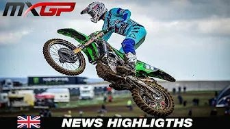 Motocross-WM 2020 Matterley Basin - MXGP und MX2 Highlights Qualifying