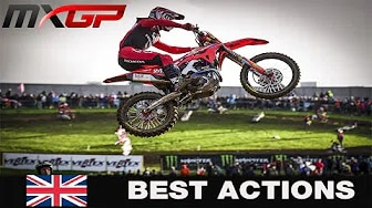 Motocross-WM 2020 Matterley Basin - Event Highlights