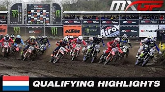 Motocross-WM 2020 Valkenswaard - MXGP und MX2 Highlights Qualifying