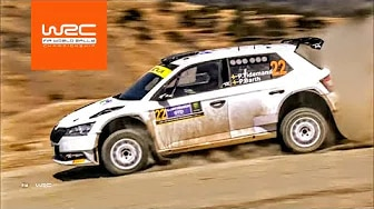 WRC2 2020 Mexiko - Event Highlights