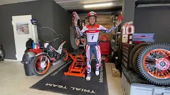 Trial-WM 2020 - Homeoffice mit Toni Bou