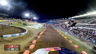 Supercross-WM 2020 Daytona - GoPro Onboard Highlights Ken Roczen