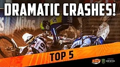 Speedway-GP 2020 - Top 5 SGP Crashes